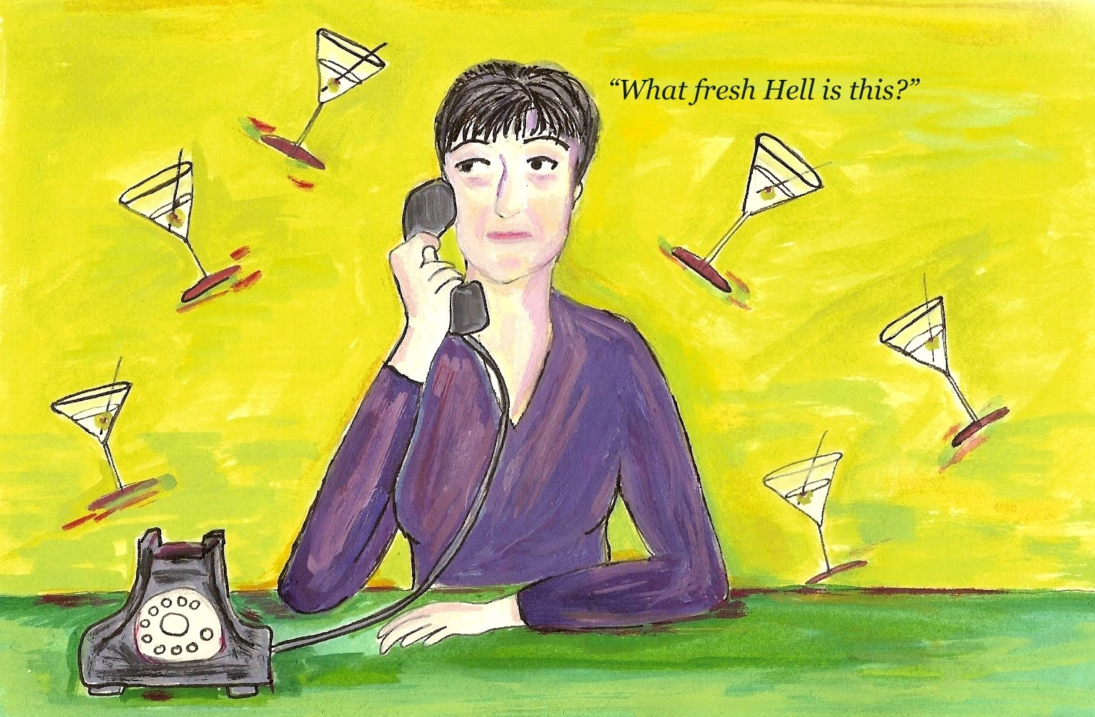 a glimpse of dorothy parkers life essay Essays and criticism on dorothy parker, including the works the roles of the persona, light lyrics - critical survey of poetry: american poets.