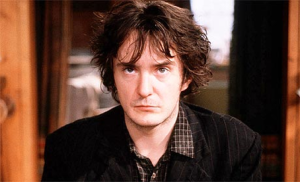 Dylan Moran: A phenomenon called Irish hair.