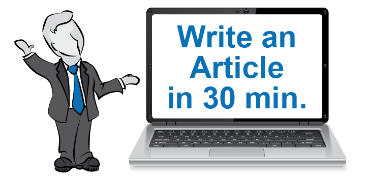 write about article