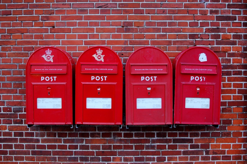 A Post ain't only this anymore Source:http://upload.wikimedia.org/wikipedia/commons/6/65/Post_Danmark.jpg