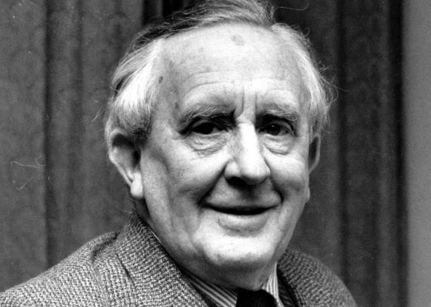 J.R.R. Tolkien Source: http://s3.amazonaws.com/libapps/accounts/11695/images/j-r-r-tolkien1.jpg