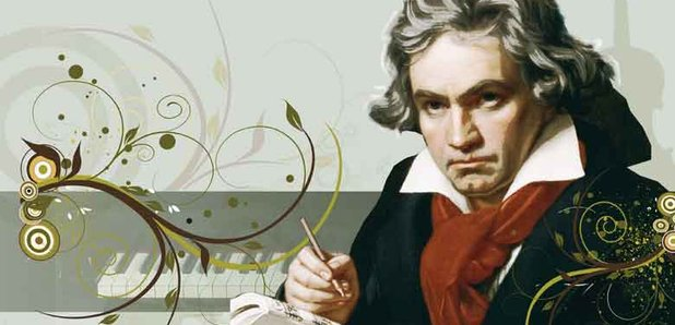Ludwig van Beethoven : Almost a prototype for being artistic Source: http://assets7.classicfm.com/2011/01/beethoven-1294417586-hero-wide-0.jpg