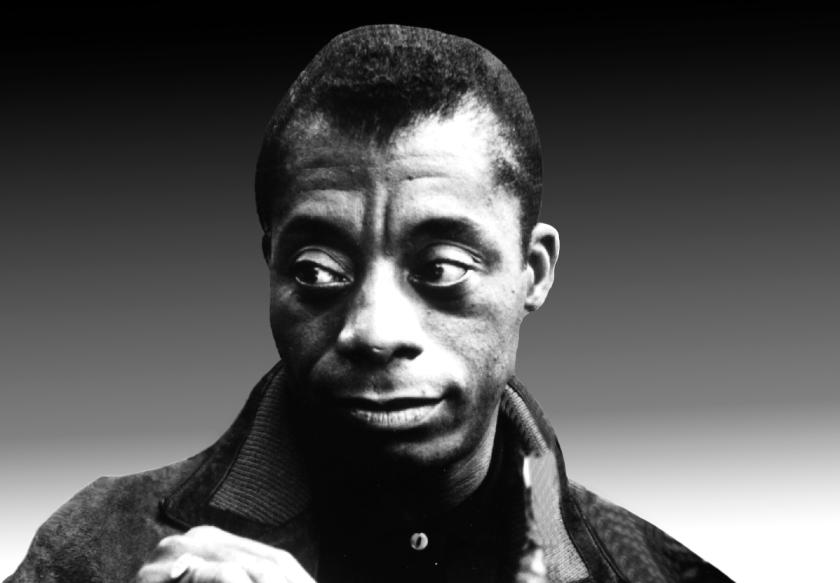 James Baldwin Source: http://breakingbrown.com/wp-content/uploads/2013/11/jamesbaldwin3.jpg