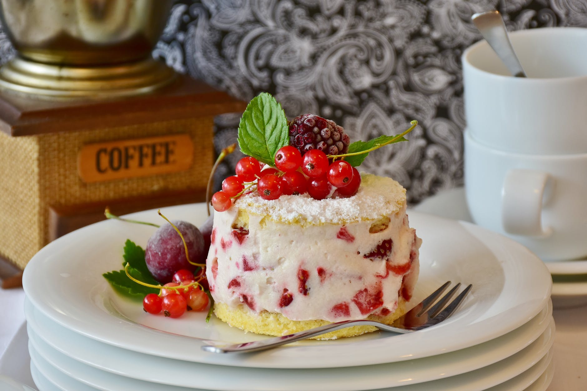bake berry bisquit breakfast